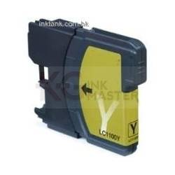 Compatible Brother LC-563 Yellow Ink Cartridge