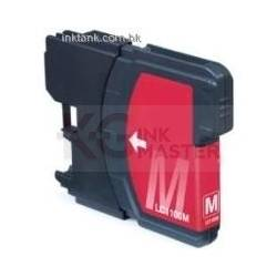 Compatible Brother LC-565 Magenta Ink Cartridge