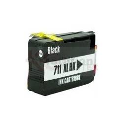 HP 711XL Compatible Black Inkjet Cartridge CZ133A