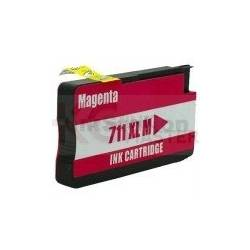 HP 711XL Compatible Magenta Inkjet Cartridge CZ131A