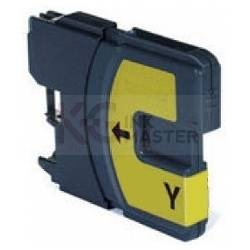 Compatible Brother LC-595 Yellow Ink Cartridge